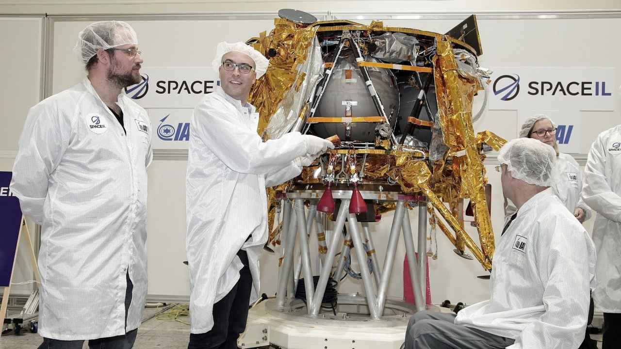 Israels Genesis spacecraft gets special passenger before 2019 launch to the moon