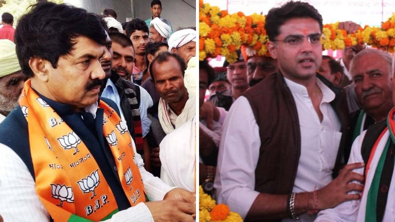 Rajasthan elections: Tonk no longer simple arithmetic for Sachin ...