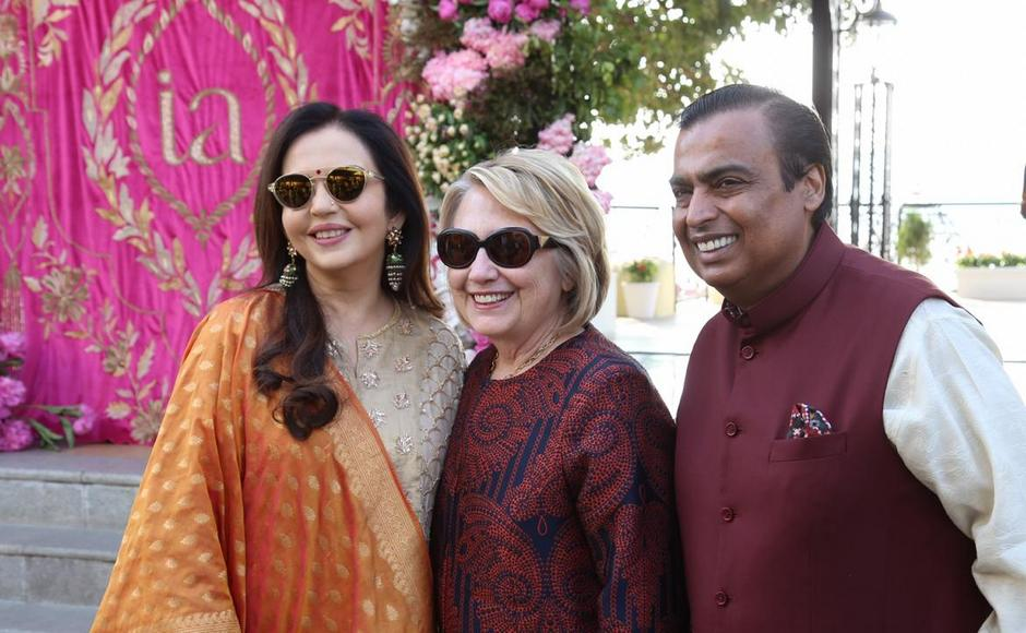Isha Ambani-Anand Piramal wedding: Day 1 of Sangeet ceremony; global leaders, CEOs, celebrities pour into Udaipur