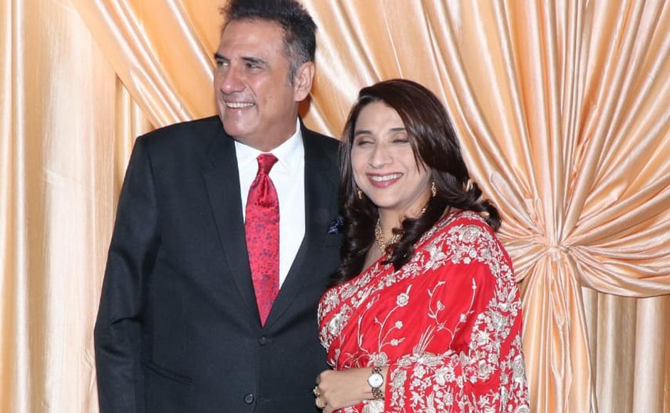 Boman Irani and Zenobia Irani. Sachin Gokhale/Firstpost