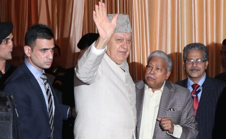 National Conference leader Farooq Abdullah. Sachin Gokhale/Firstpost