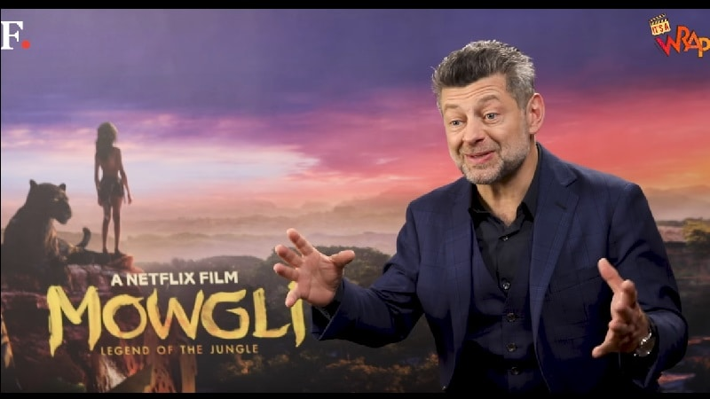 It's a Wrap: Mowgli director Andy Serkis in conversation with Parul Sharma