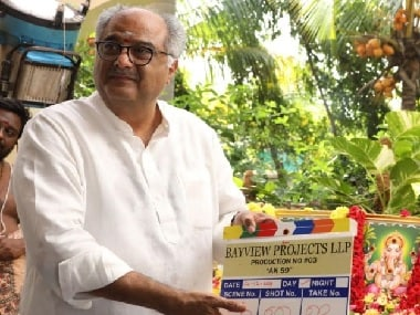 Pink Tamil remake, starring Ajith and produced by Boney Kappor, launched in Chennai; film to release on 1 May, 2019