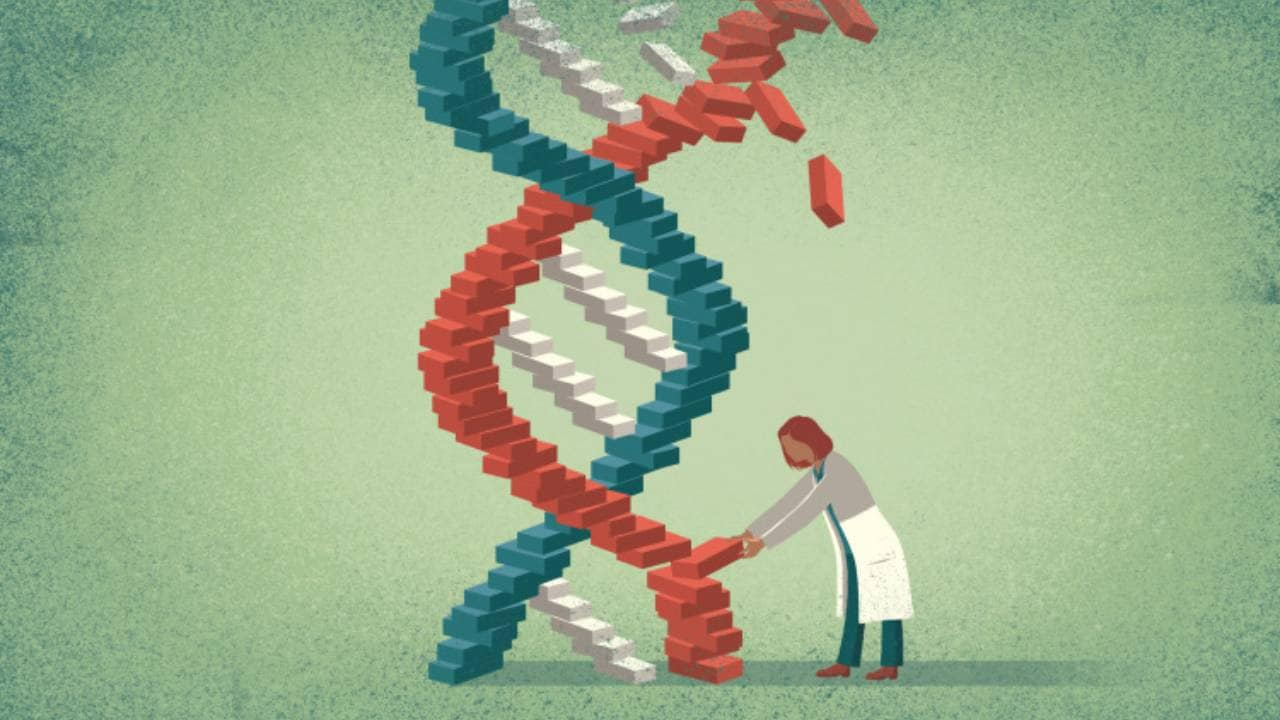Using CRISPR is too dangerous, can cause unintended changes in the DNA finds study- Technology News, Firstpost
