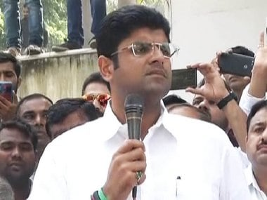 After INLD split, Dushyant Chautala launches Jannayak Janata Party, says outfit to contest Lok Sabha, state polls