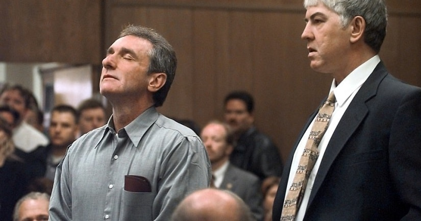 Dennis Fritz and Ron Williamson on being exonerated in the Debbie Carter rape and murder case, after spending 11 years or more in prison. From Netflix's The Innocent Man