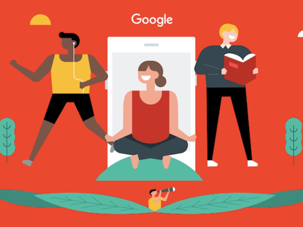 #GetFitWithGoogle is Google's new Fitness initiative.