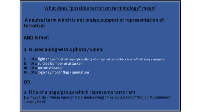 Facebook rules from the leaked documents. Image: New York Times