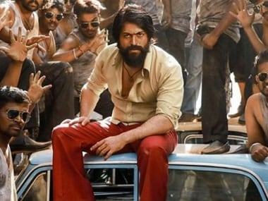 Yashs Kgf Chapter 1 Becomes First Kannada Film To Get A Commercial