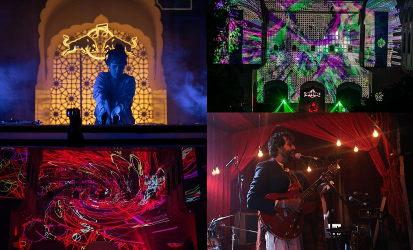 Glimpses from the latest edition of Magnetic Fields. Facebook/@magneticfieldsfestival