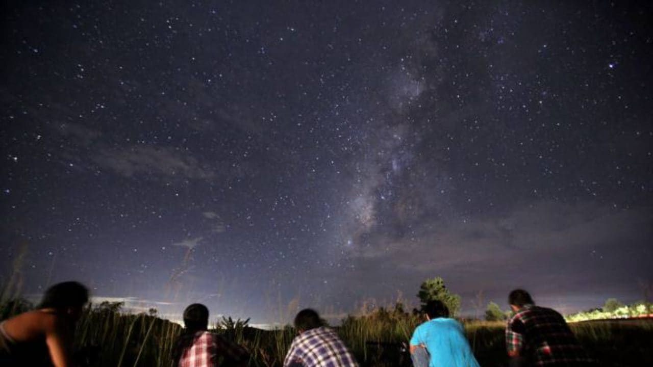 Perseid Meteor Shower 2019