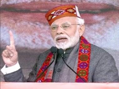 File image of Narendra Modi. Twitter/@BJP4India