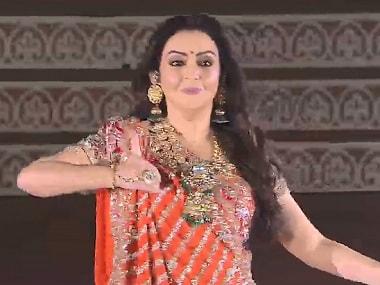 Isha-Anand wedding: Nita Ambani dances to 'Madhurashtakam' at couple's sangeet ceremony