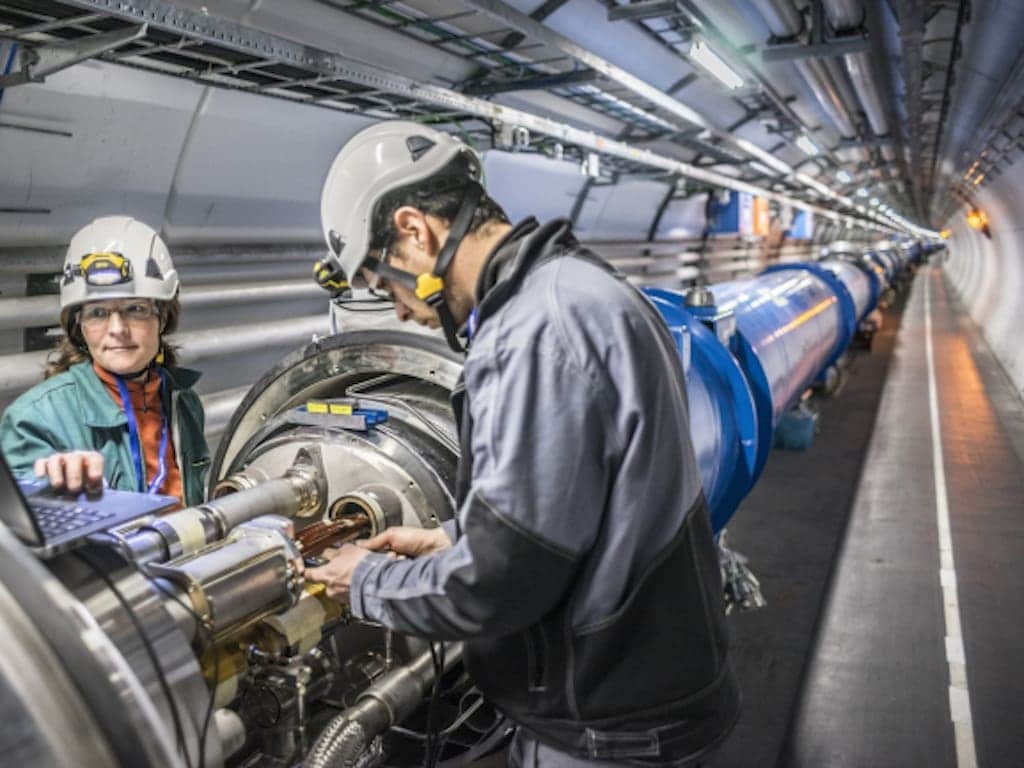 Worlds most powerful particle accelerator stopped for 2 years for upgrades: CERN