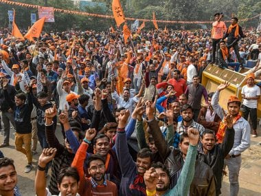 VHP, RSS corner Centre over Ram Temple with rally at Ramlila Maidan, warn govt to respect Hindu sentiments