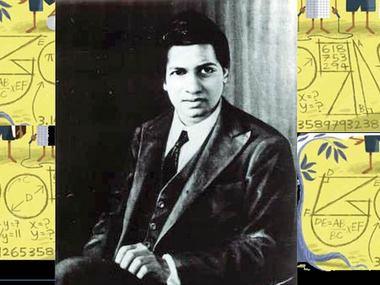 File image of mathematician Srinivasa Ramanujan, News18