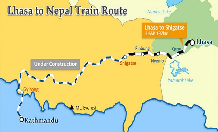 Proposed China-Nepal railway expected to be game-changer, may reduce on mumbai on world map, sanaa on world map, tibet on world map, nuku'alofa on world map, sri lanka on world map, india on world map, china on world map, lahore on world map, kano on world map, hong kong on world map, dhaka on world map, hue on world map, nicosia on world map, colombo on world map, pristina on world map, pyongyang on world map, ulan bator on world map, khyber pass on world map, new delhi on world map, himalayas on world map,