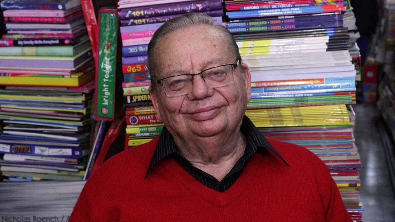 Ruskin Bond fears AI will lead to few people controlling a large population