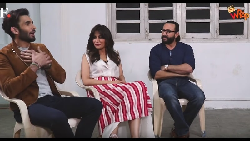 It's a Wrap: Saif Ali Khan, Chitrangda Singh, Rohan Mehra in conversation with Parul Sharma