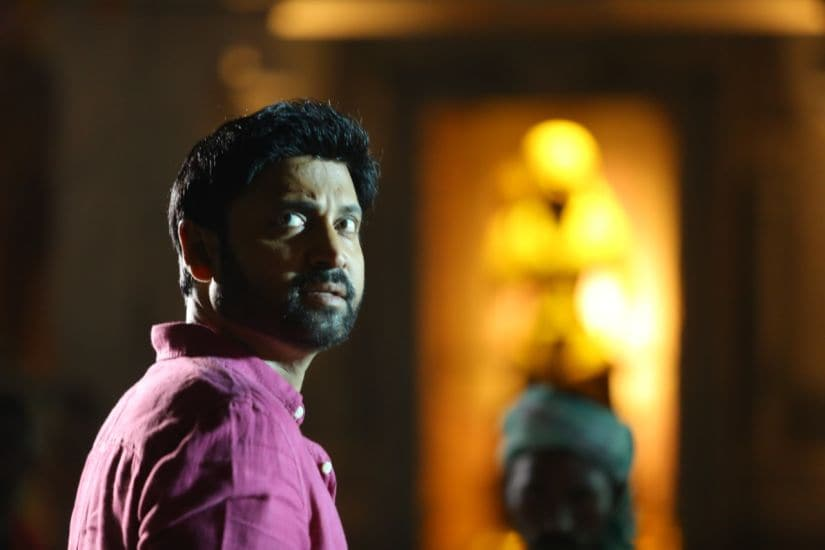 Sumanth in a still from