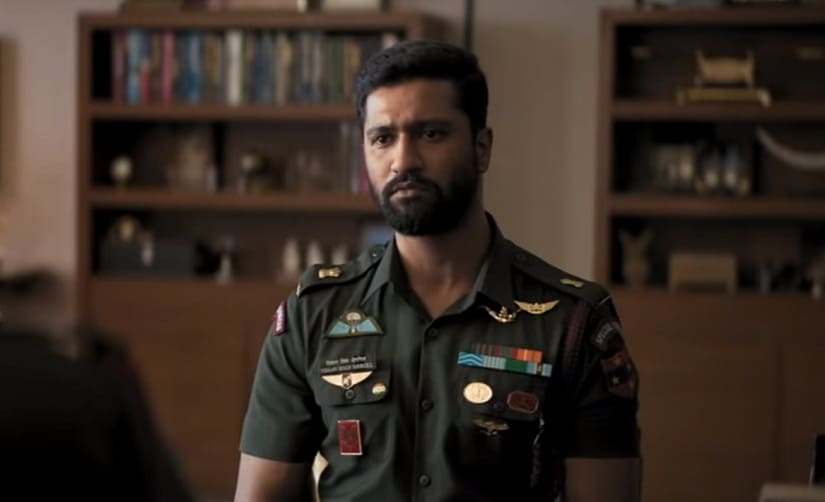 Image result for Vicky Kaushal as army