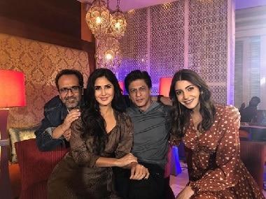Zero: Shah Rukh Khan, Katrina Kaif talk about overcoming career roadblocks