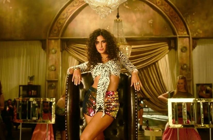 Katrina Kaif shows off her dance skills in Zeros song