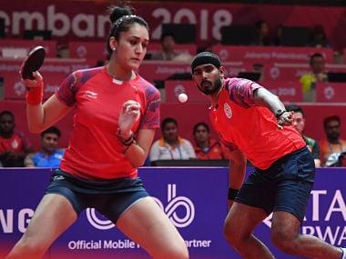 National Table Tennis Championship: Sharath Kamal-Manika Batra to take on Manav Thakkar-Archana Kamath in final