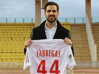 Ligue 1: Cesc Fabregas feels more English than Spanish as he joins former teammate Thierry Henrys Monaco
