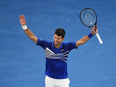 Australian Open 2019: World No 1 Novak Djokovic demolishes Rafael Nadal in straight sets to clinch record seventh title