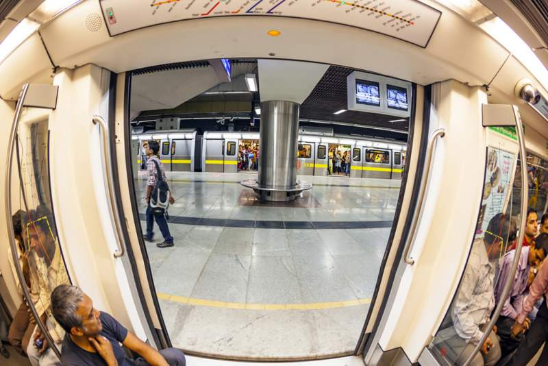 Building India: One metro at a time