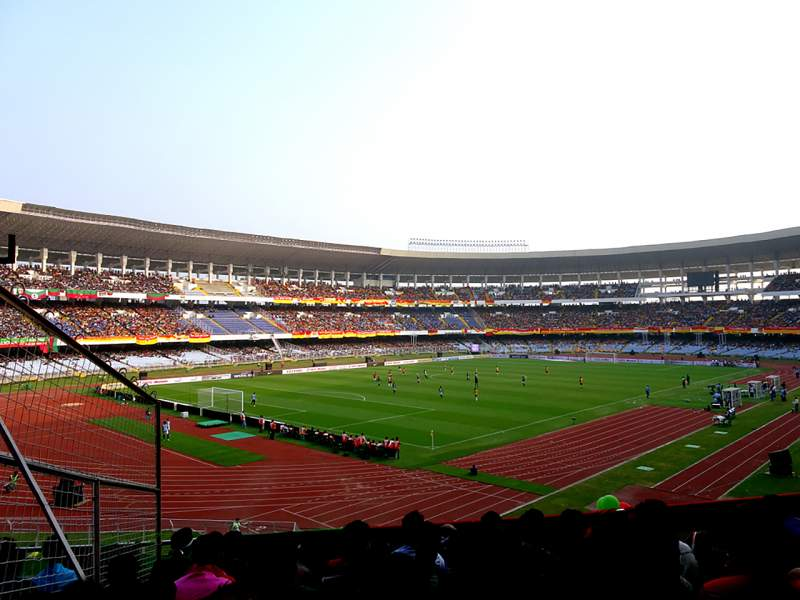 Changing the face of stadiums in India