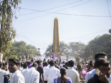Bhima Koregaon battle commemoration passes peacefully year after violence at event; 8-10 lakh people attend