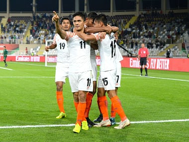 AFC Asian Cup 2019: Sunil Chhetri says he's not concerned about records after surpassing Lionel Messi in goal-scoring charts