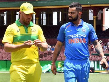 India vs Australia LIVE Streaming: When and where to watch 1st ODI match on live tv online
