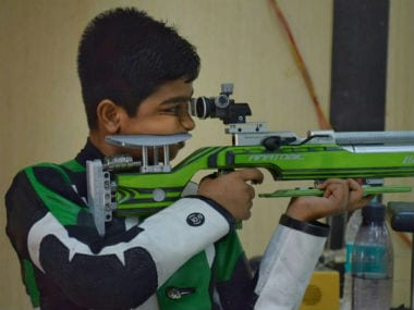 Named after India's shooting legend, 10-year-old Abhinav Shaw creates history at Khelo India Youth Games