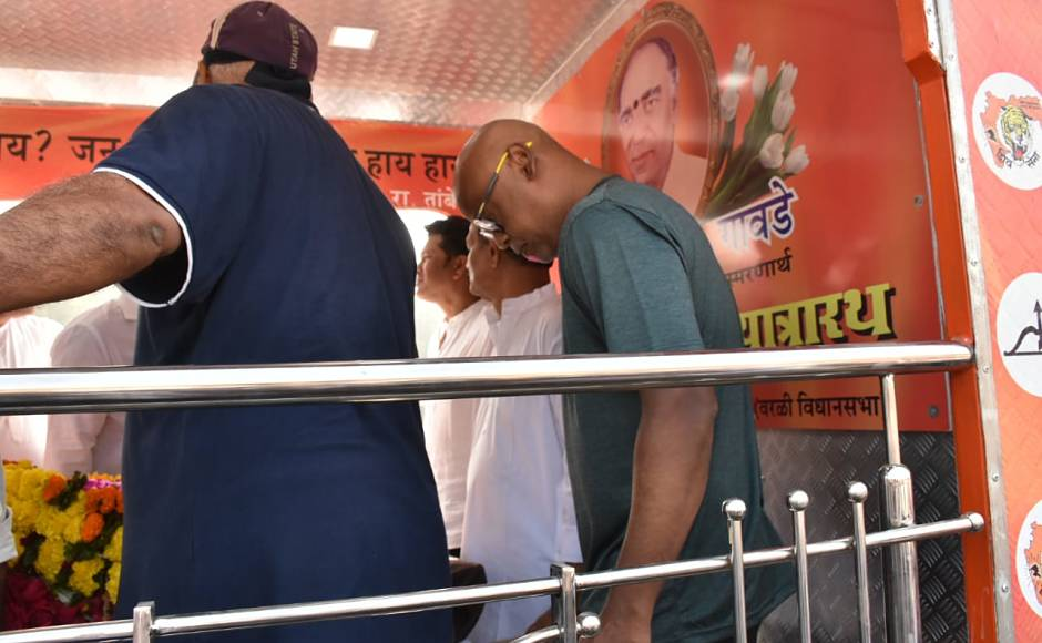 Vinod Kambli was also present at the funeral of his childhood coach. Sachin and Vinod were two students who visited Achrekar every year on Teachers' day. In 2018 as well, Kambli and Tendulkar had gone to his home to seek blessings. Network 18