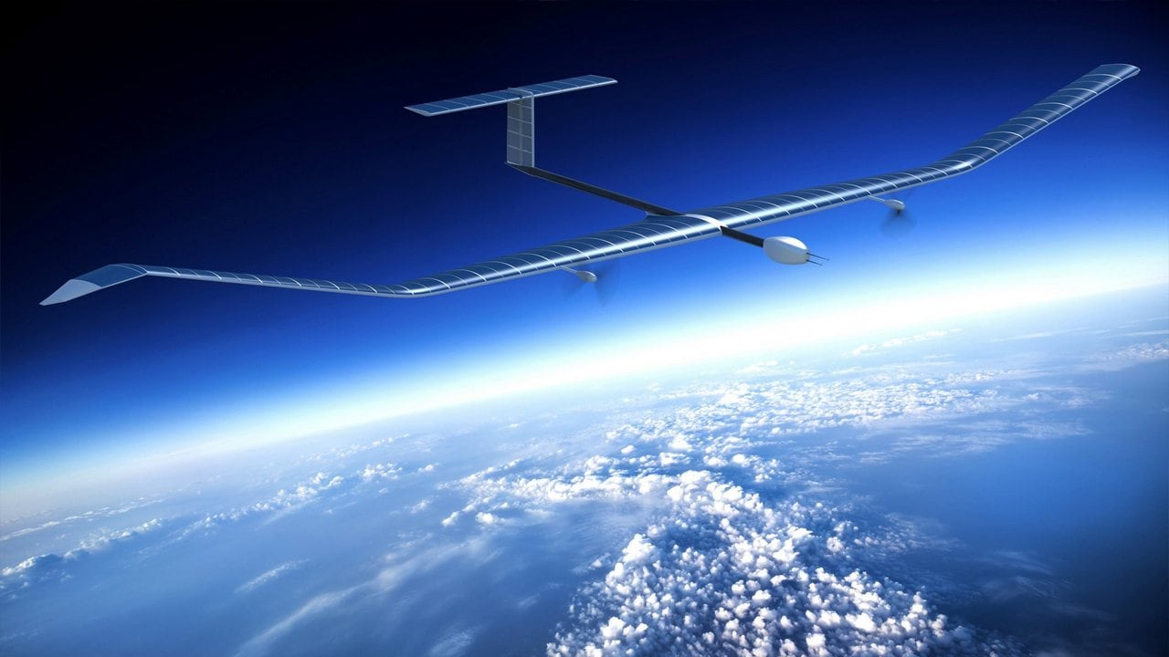 Facebook has partnered with Airbus to test solar-powered Internet drones again
