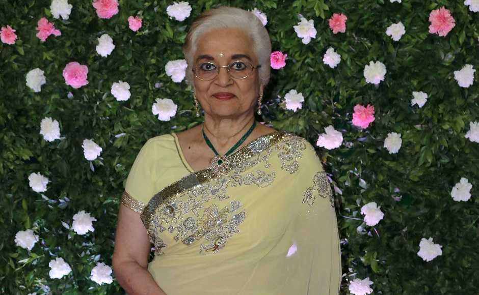 Asha Parekh. Firstpost/ Sachin Gokhale