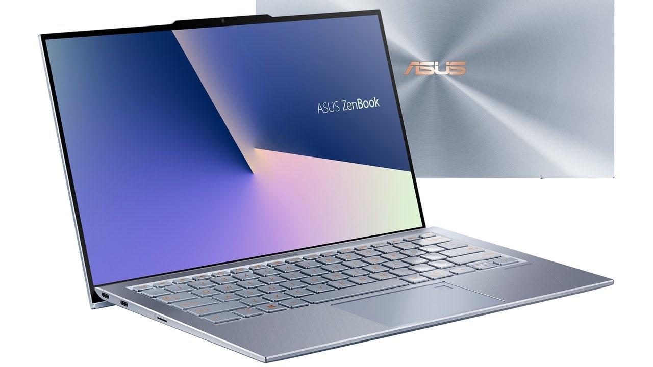 Asus ZenBook S13. Image: Asus