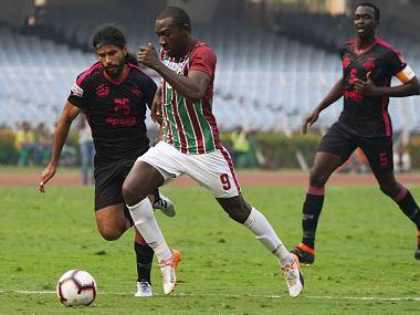 I-League 2018-19: Head coach Khalid Jamil off to winning start as Mohun Bagan blank Minerva Punjab