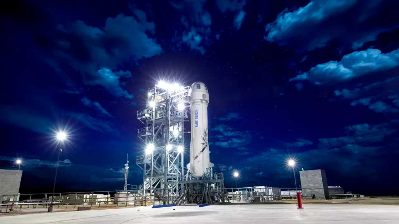 Blue Origin set to launch tenth unmanned test of New Shepard rocket 23 January