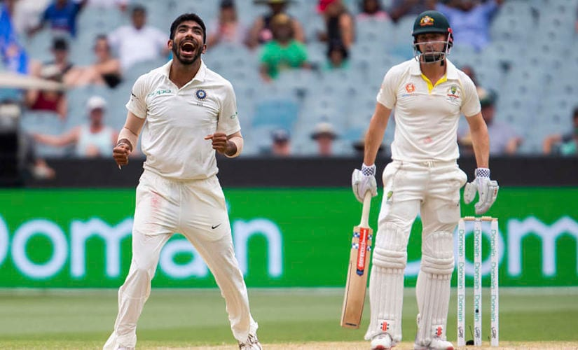 With nine wickets in the match, Jasprit Bumrah helped India bounce back in Melbourne. He was unplayable in the first innings as he completed a five-wicket haul. AP