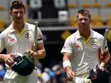 Cameron Bancroft looks forward to opening alongside David Warner for Australia despite recent turbulence