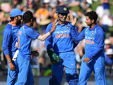 India vs New Zealand: Mohammed Shami, spinners shine like Napier sun to give visitors 1-0 lead