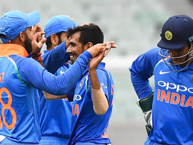 India vs Australia 3rd ODI: MS Dhoni, Yuzvendra Chahal and Kedar Jadhav top report card; Aaron Finch, Shikhar Dhawan fail