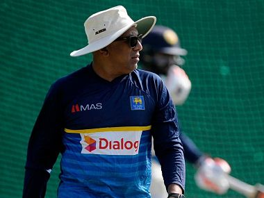 Sri Lanka Cricket likely to make changes to coaching staff at the conclusion of ODI series against Bangladesh