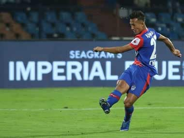 ISL 2018-19: Chencho Gyeltshens late goal takes Bengaluru FC back into first-place with win over NorthEast United