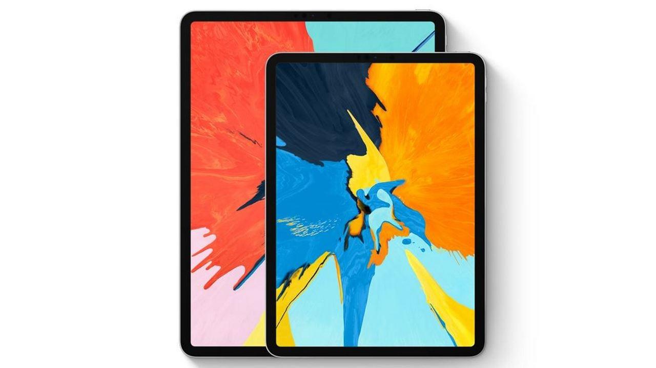 Apple iPad Pro 2018 sizes compared. Image: Apple