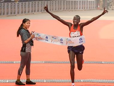 Mumbai Marathon 2019: Cosmas Lagat bags title with second-best time in race history; Worknesh Alemu tops women's field